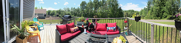 DIY's On The Deck With Nicole